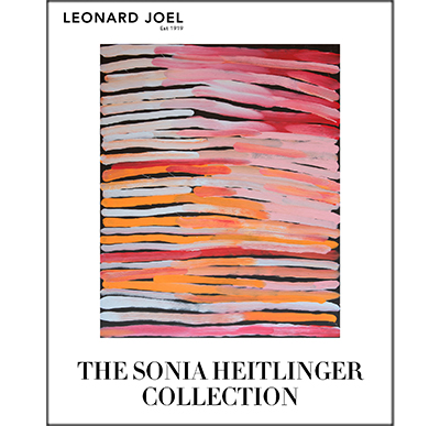 The Heitlinger Collection of Aboriginal Art,