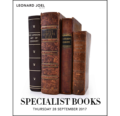 Specialist Books Featuring A Gentleman's Art & Reference Library,