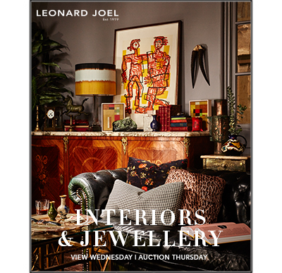 FURNITURE - Interiors & Jewellery, Session 1: Lots 1 to 2000