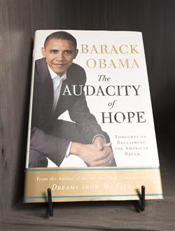 the audacity of hope a rhetorical analysis I chose the speech given at the 2004 democratic national convention given by barak obama called the audacity of hope for my rhetorical analysis this speech stood out to me because it is arguably one of the speeches if not the speech that put obama on the map.