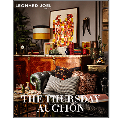 The Thursday Auction - FURNITURE, Session 1: Lots  1001  to 2000